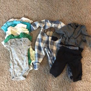 Other - Lot of newborn boys clothes